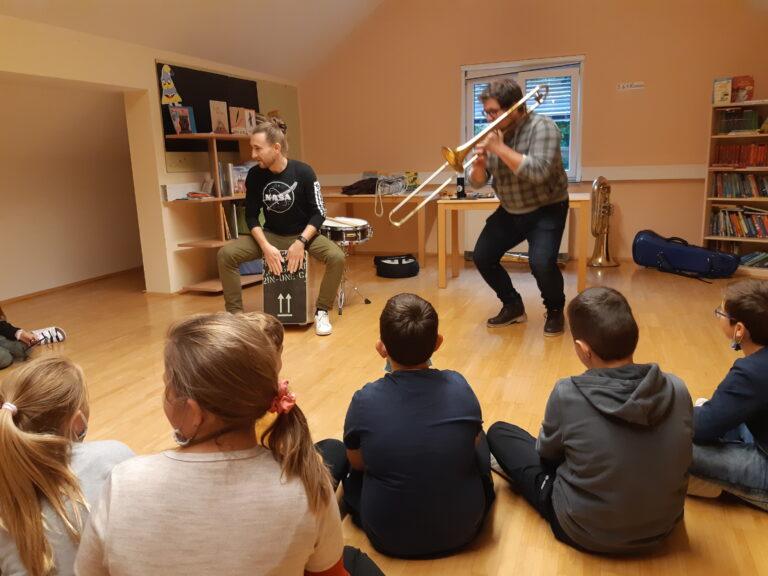 Musik in Gossendorf