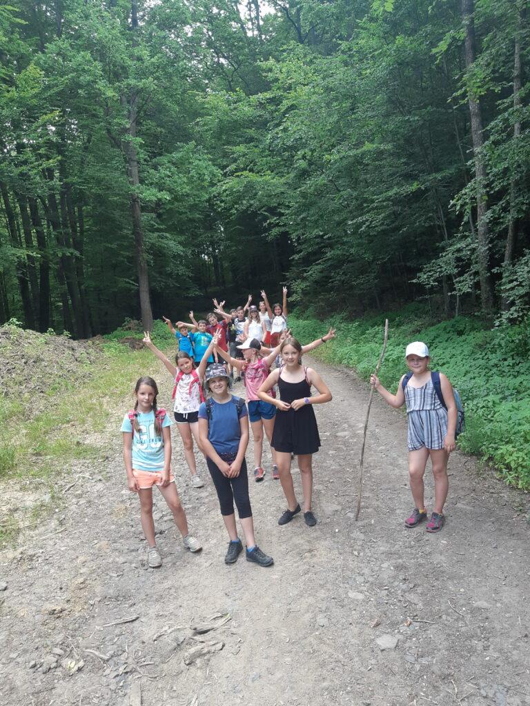 Waldtag der 2. und 3. Klasse